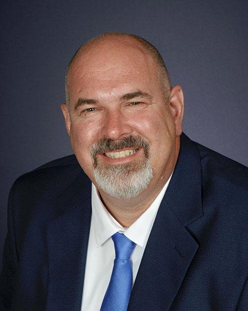 Deacon John Fredette : Deacon & Business Manager