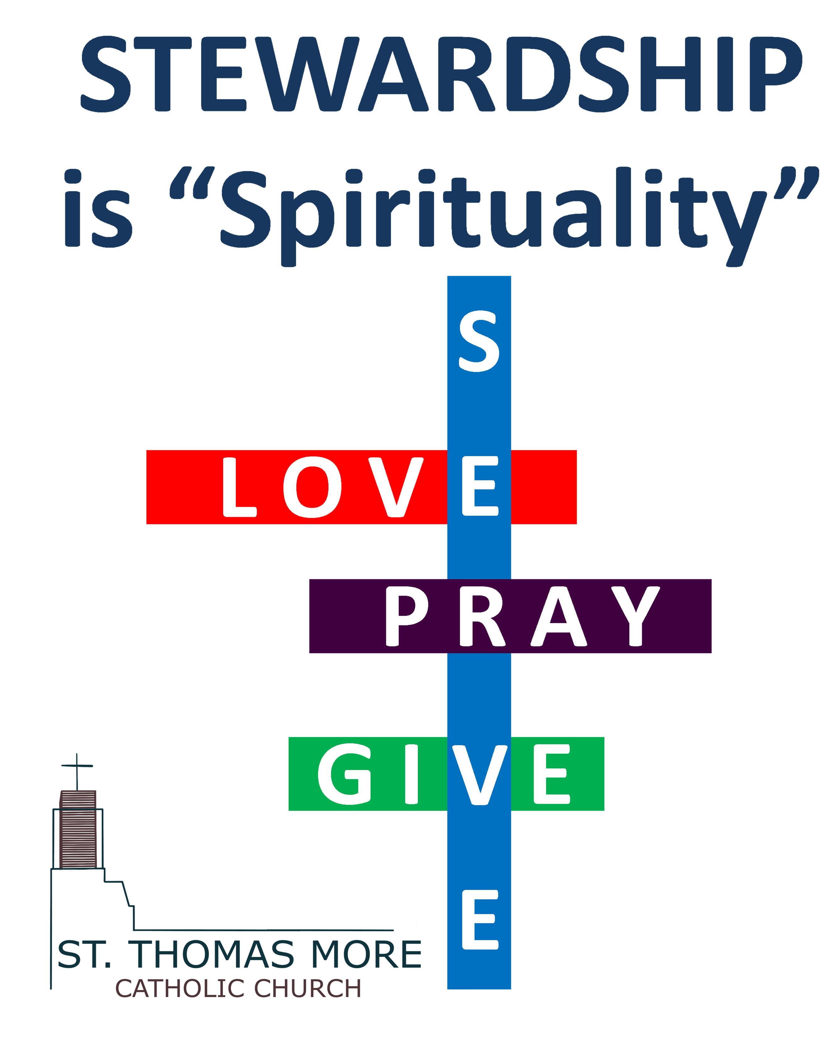 Stewardship Is Spirituality! Part II: Fr. Mike Ratajczak's Witness