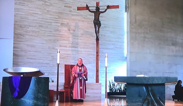 Online Mass for Sunday, May 24