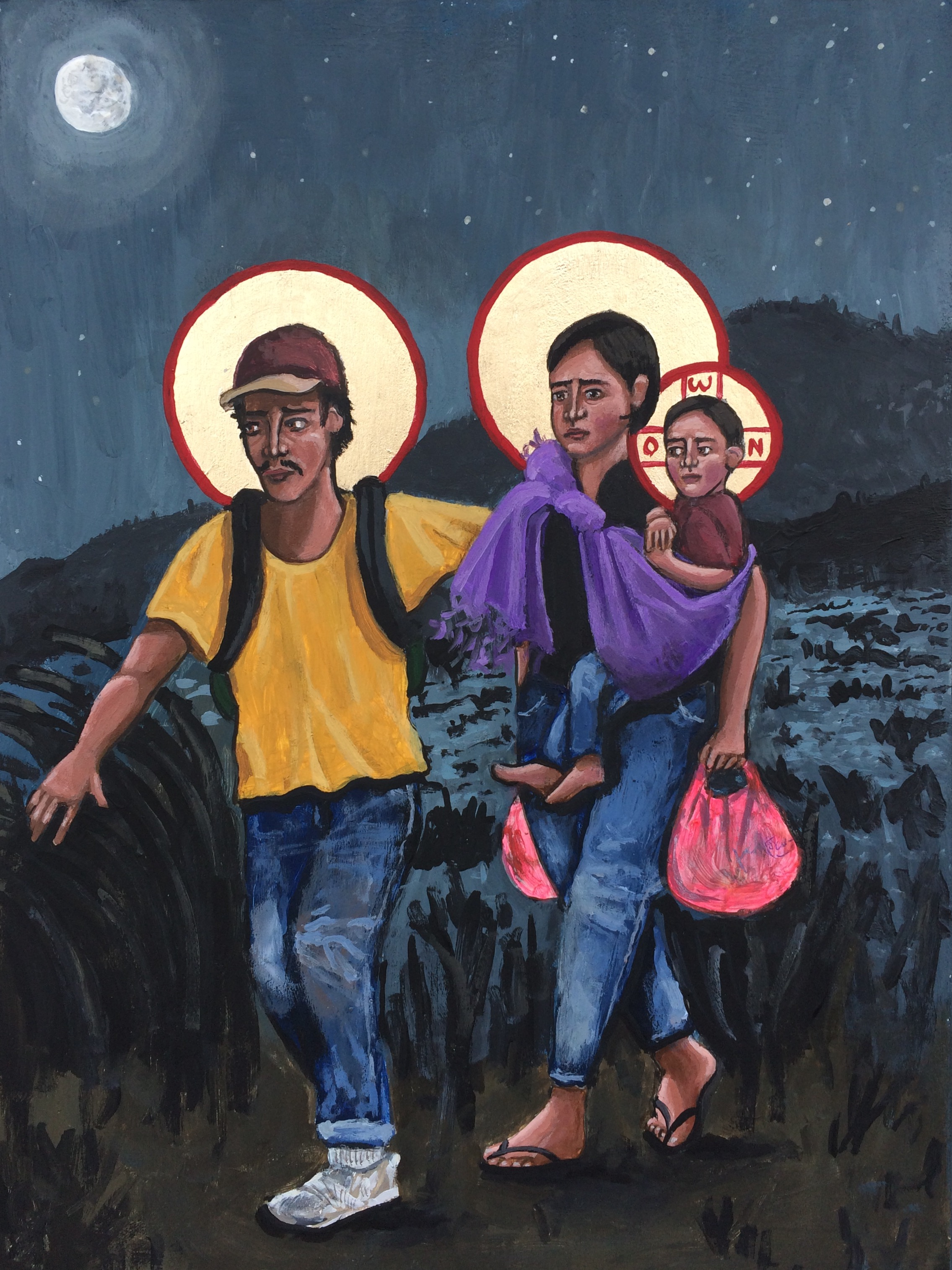 Holy Mass for Migrants in Los Angeles