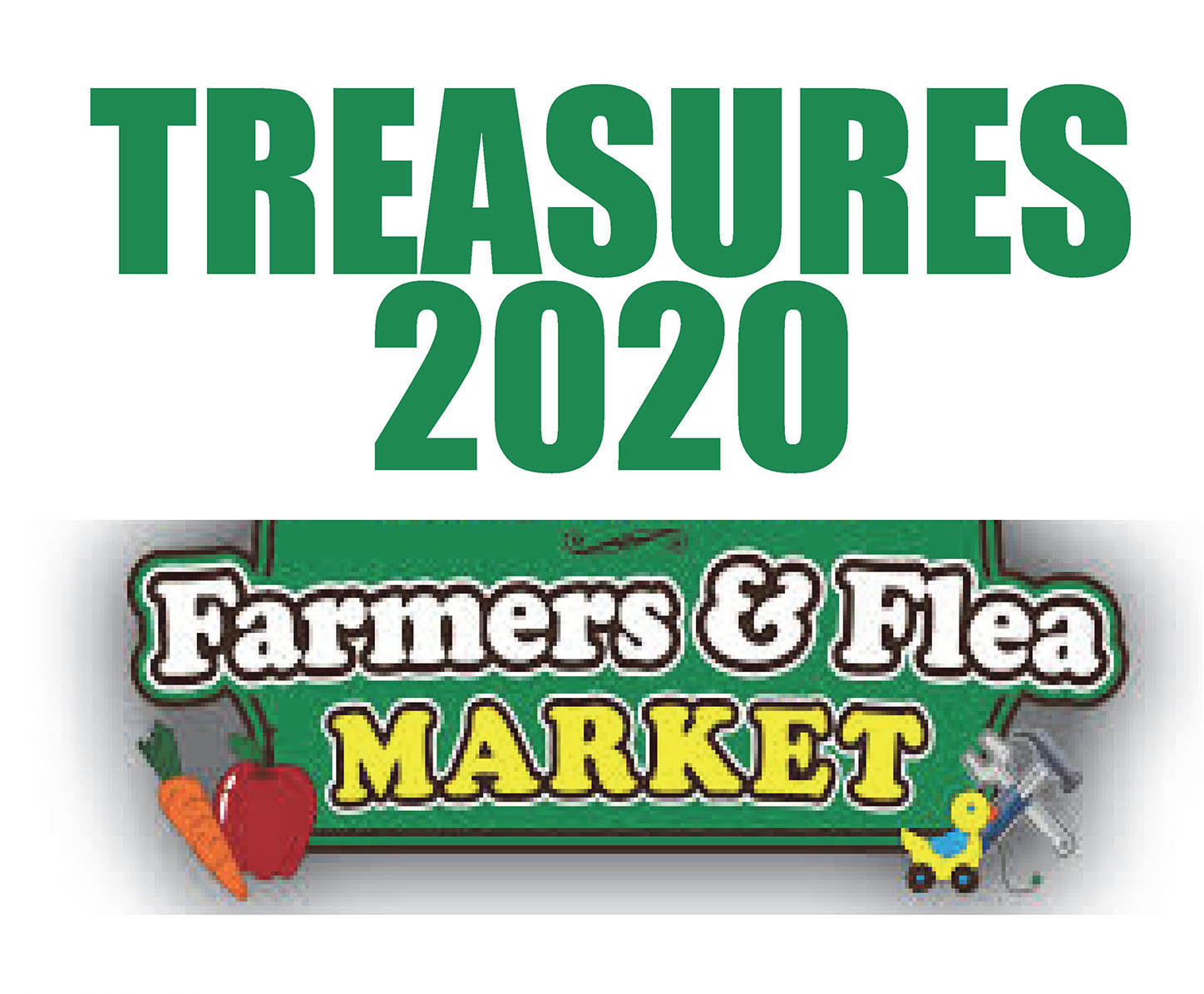 Treasures 2020 Farmers and Flea Market
